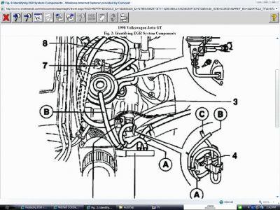 Replacing EGR Valve I Am Replacing EGR combi valve on