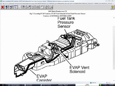 2002 Buick Rendezvous Engine Diagram