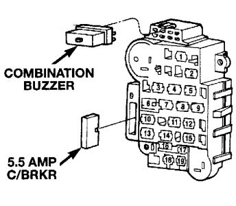 right hand drive jeep cherokee 1996 fuse box diagram 1998 jeep cherokee sport fuse box diagram 1996 jeep cherokee turn signal relay: electrical problem ... #11