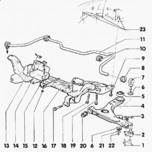 2001 Jetta Parts Diagram