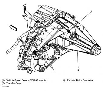 Chevrolet Colorado Front Differential Diagram furthermore T730777 1991 ford ranger manual transmission together with Dodge Ram 1500 4x4 How Do I Remove The Left Front Half Shaft likewise T11745007 Transfer case control module 2004 gmc likewise 96 Dodge Caravan Starter Relay Location. on chevy 4x4 transfer case parts