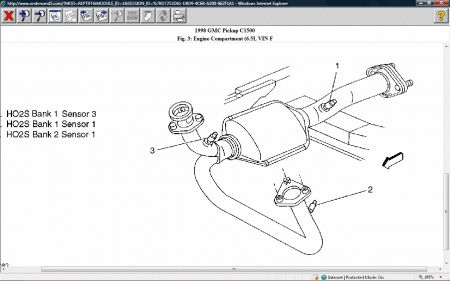 1998 gmc savana cam senser engine performance problem 1998 gmc it s in the distributor test like this tests w codes 5 7l 1998 gmc savana g1500 page 1 of 1 dtc p0341 camshaft position sensor cmp circuit