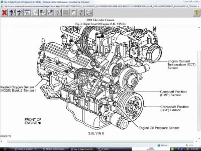 2000 chevy camaro oil pressure drops to 0 then engine cuts 1991 Camaro Engine Diagram www 2carpros com forum automotive_pictures 62217_oil_pressure_2