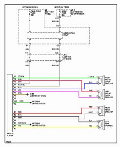 Wiring Diagram For 2000 Toyota Corolla - Wiring Diagram M6 on
