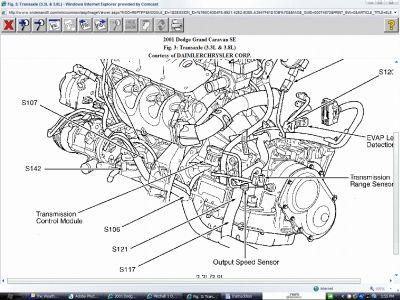 62217_TCM_2 2001 dodge caravan trans control module location transmission dodge caravan transmission diagram at bakdesigns.co