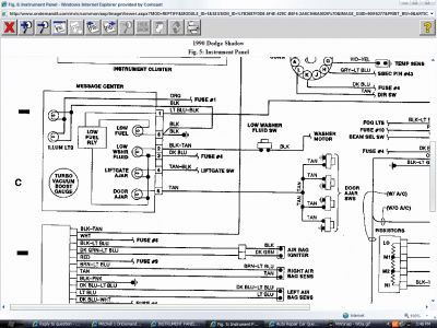 1990 dodge b250 wiring diagram 1990 dodge shadow no power to fuel pump 1990 dodge dynasty wiring diagram light