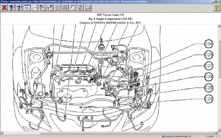 Nissan Altima Camshaft Sensor Location