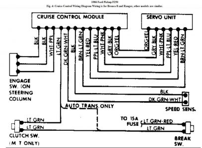 62217_cruise_circuit_1 1986 ford f250 cruise control for 86 f250 6 9l diesel 1985 f250 fuse box diagram at bayanpartner.co