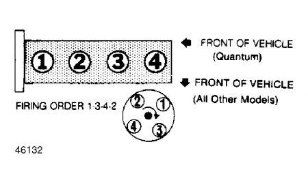 Vw 1600 Distributor Diagram