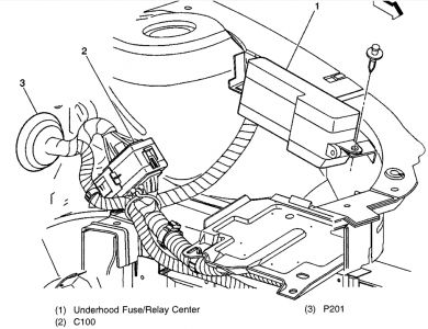 2002 chevy cavalier ignition wiring diagram