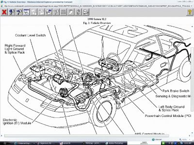 Air Bag  ponents Scat additionally Chrysler Cirrus 1995 Chrysler Cirrus Transmission Solenoid Pack likewise 1996 Saturn Sc1 Fuse Box Diagram together with Saturn Sc2 Serpentine Belt Diagram additionally 1997 Saturn Sl2 Engine Diagram. on saturn sc1