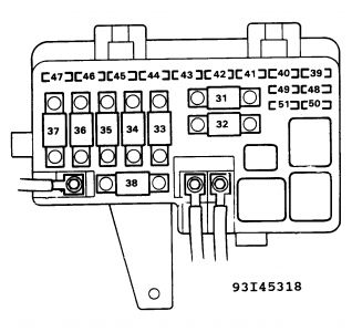 Honda Civic Under Dash Fuse Box Diagram on jeep cherokee horn wiring diagram