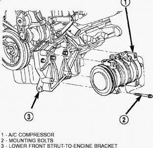 2 2 Pt Cruiser Ac Belt Diagram