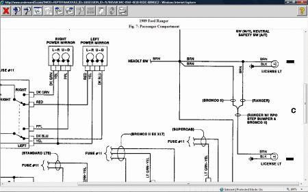 1989 ford ranger license plate light wire electrical problem 1989. Black Bedroom Furniture Sets. Home Design Ideas