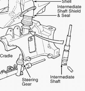 Automotive Steering Drive Shaft