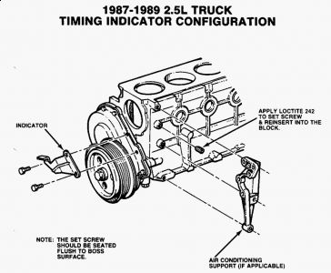 1986 Chevy S-10 TIMING MARKS CAN'T BE ALIGNED on 95 s10 2.2 engine diagram, s 10 truck chassis, chevy s10 2.2l engine block diagram, chevy s10 electrical diagram, s 10 pickup truck, chevy s 10 1996 electrical schematic diagram, chevy s10 parts diagram, s 10 truck parts, s 10 wiring diagram obd, s 10 truck body, 97 s10 ignition switch diagram, pickup truck diagram, s 10 220 440 wiring schematics, s 10 wiring schematics dash 97, s 10 truck radio,