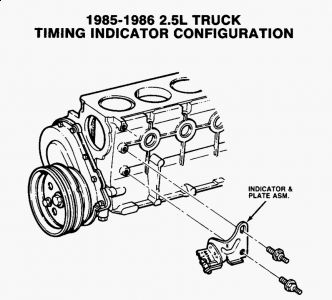 2 5l chevy engine diagram wiring diagrams 1986 chevy s 10 timing marks  can't be aligned 1991 s10 engine 2 5l jeep engine