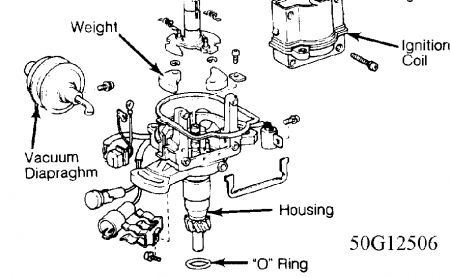 Toyota Pickup 1987 Toyota Pickup No Spark To Sparkplugs on Toyota 22re Vacuum Diagram