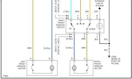 2002 honda civic transmission diagram wiring schematic 1996 chevy monte carlo power windows: 1996 monte carlo ...