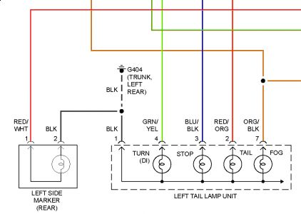 1997 jaguar xk8 rear lighting causes error msgs. Black Bedroom Furniture Sets. Home Design Ideas