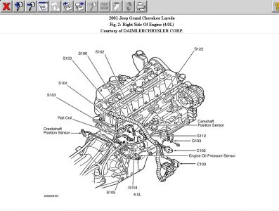 2001 jeep cherokee crank sensor i have a 2001 jeep grand cherokee rh 2carpros com 2001 jeep grand cherokee v8 engine diagram 2001 jeep cherokee sport engine diagram