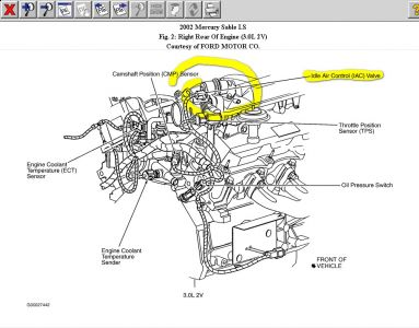 1999 Mercury Cougar Serpentine Belt on chrysler crossfire wiring diagram