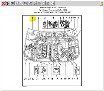 2004 Volkswagen Passat CHECK ENGINE: Engine Performance Problem ...