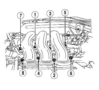 ford 4 0 intake manifold torque diagram  ford  free engine