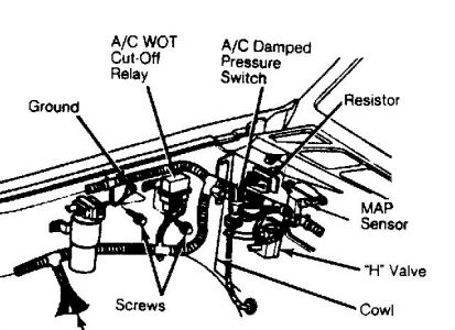 1988 Dodge Dakota Wiring