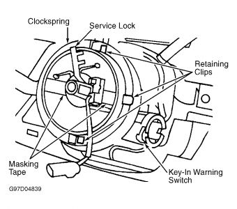 99387_Graphic1_218 1994 ford f150 clock spring replacement electrical problem 1994 1994 ford f150 ignition switch wiring diagram at n-0.co