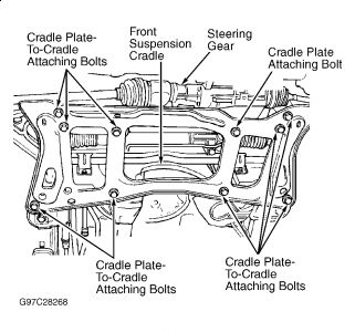99387_Graphic1_337 1999 dodge caravan rack & pinion steering steering problem dodge caravan front suspension diagram at bakdesigns.co