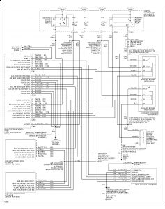 99387_Graphic1_412 2000 ford windstar rear heat and ac electrical problem 2000 ford 2002 ford windstar wiring diagrams at mifinder.co