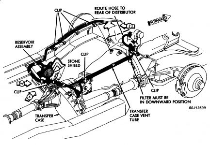 Dodge Ram 1996 Dodge Ram Vacuum Problems 2 on 2003 ford taurus wiring diagram