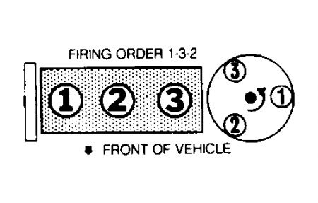 Timing Marks I Need The Diagram For The Timing Marks On A 1997