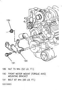 Graphic on 1992 Buick Lesabre Engine Diagram