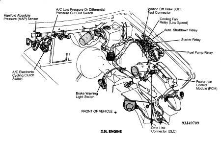 1993 Suzuki Sidekick Wiring Diagrams