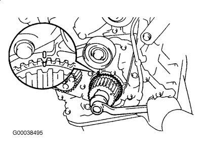 timing belt broke four cylinder front wheel drive manual 193 000 2001 Toyota Camry Belt Diagram 2carpros forum automotive pictures 99387 graphic3 125