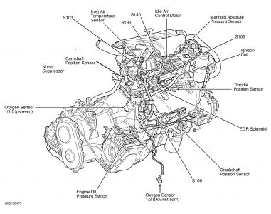 2004 Pt Cruiser Engine Diagram