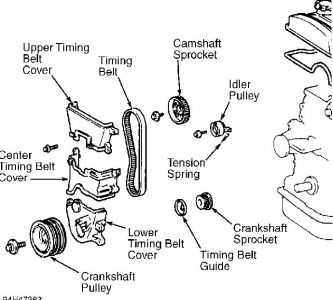 2002 Toyota Corolla Timimg Belt on 05 ford focus engine diagram html
