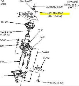 2002 Taurus Rear Suspension Diagram Modern Design Of Wiring Diagram