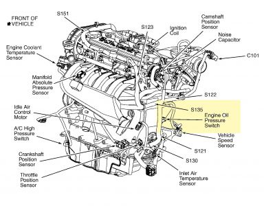 99387_oil_1 1998 dodge neon oil pump engine mechanical problem 1998 dodge 2005 dodge neon engine diagram at readyjetset.co