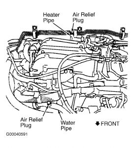 Ford Escape Thermostat Diagram also Nissan Pathfinder 2002 Nissan Pathfinder 2002 Nissan Pathfinder Overheating moreover T11270899 Mitsubishi time mark 4d55 additionally Garage Drain Diagram besides Porsche Interior Wiring Diagram. on honda thermostat diagram