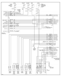 1997 ford taurus car radio stereo wiring diagram autos weblog