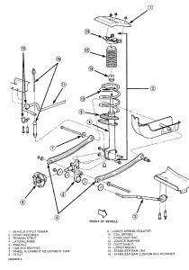 1997 dodge neon rear struts suspension problem 1997 dodge. Black Bedroom Furniture Sets. Home Design Ideas