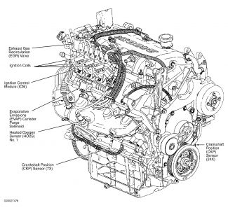 1999 Chevy Venture Engine Diagram - Diagram Schematic on