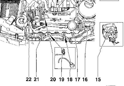 Vw T4 Engine Wiring Diagram