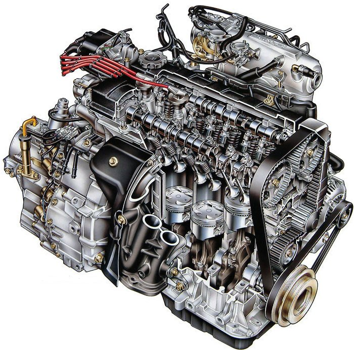 Honda And Other Used Car Engines For Sale With Guarantee When Installed With NYC Auto Salvage
