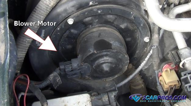 Blower Motor on hour meter wiring diagram