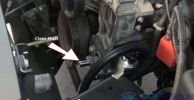 How To Remove A Power Steering Pulley In Under 15 Minutes