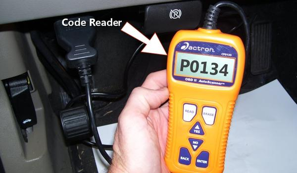 how to read engine computer trouble codes